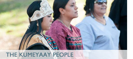 The Kumeyaay People